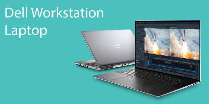 Workstation Laptop Dell