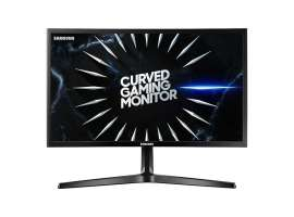 "Monitor Samsung 24"" CURVED LED (LC24RG50FQUXEN)"