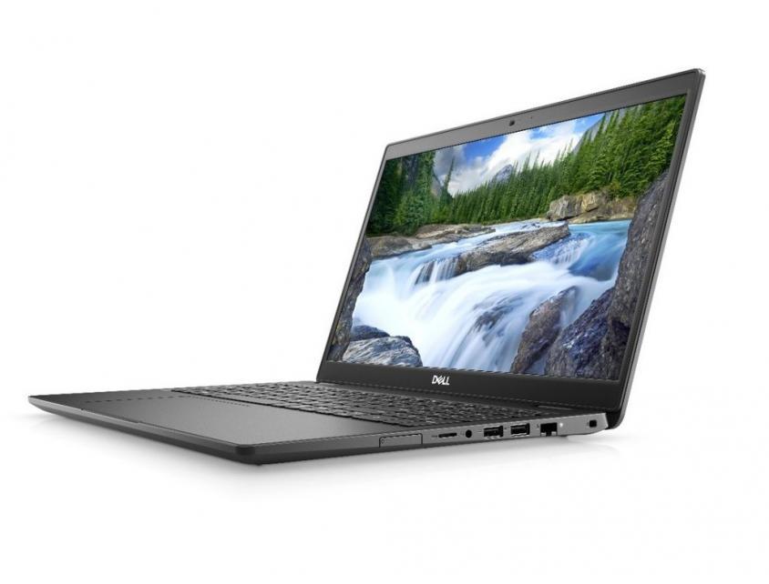 Laptop Dell Latitude 3510 15.6-inch i3-10110U/8GB/256GB/W10P/3Y/Black (471454586)