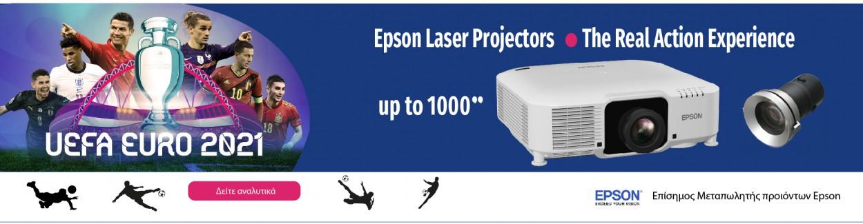 Projectors epson euro