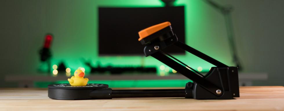 Γνωρίστε την τεχνολογία της ψηφιακής τρισδιάστατης σάρωσης με τον SOL 3D Scanner