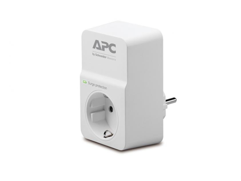 Πολύπριζο APC Essential SurgeArrest 1-Outlet (PM1W-GR)