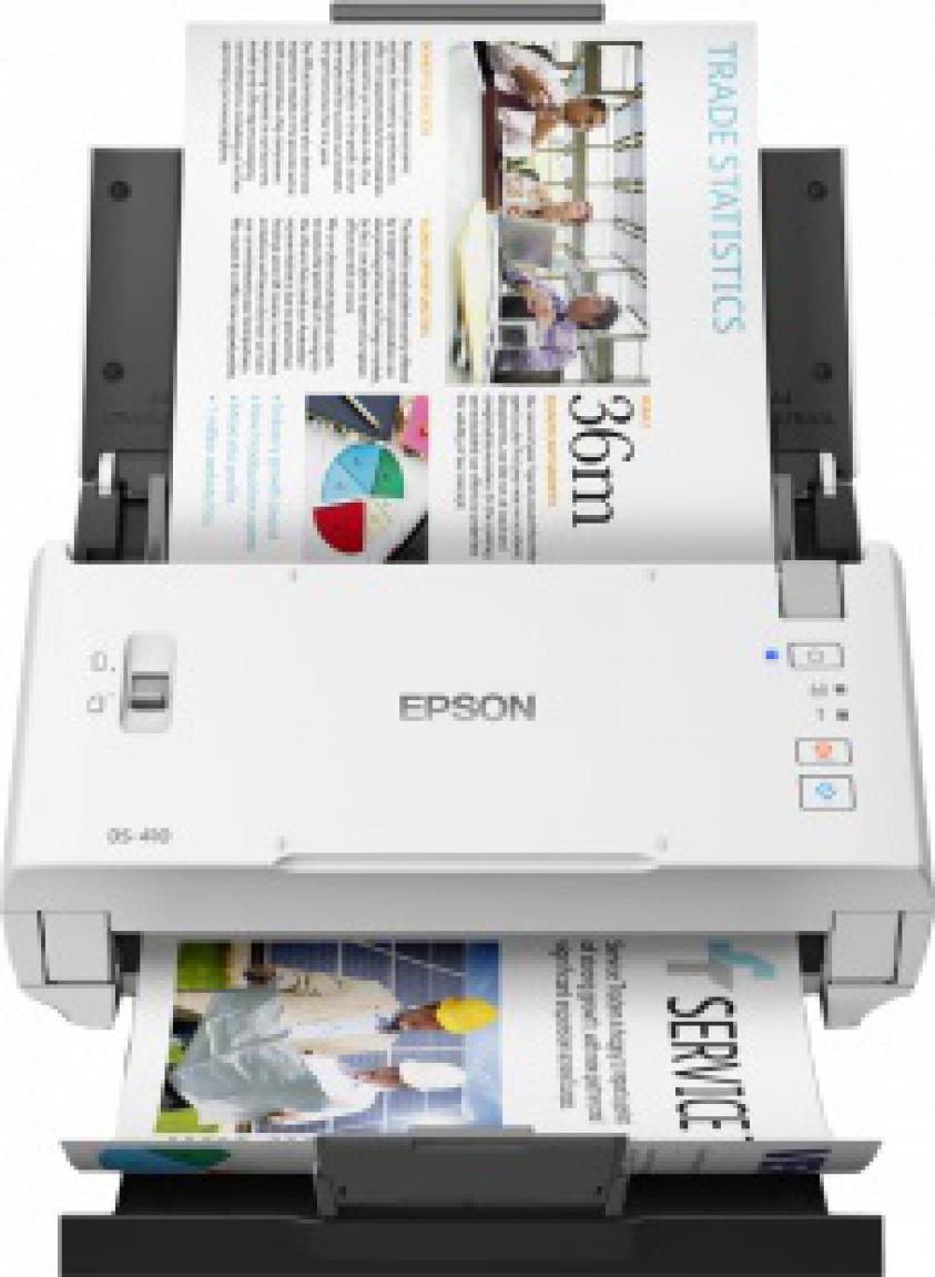 Σαρωτής Epson WorkForce DS-410 (B11B249401) (5 Έτη εγγύηση)