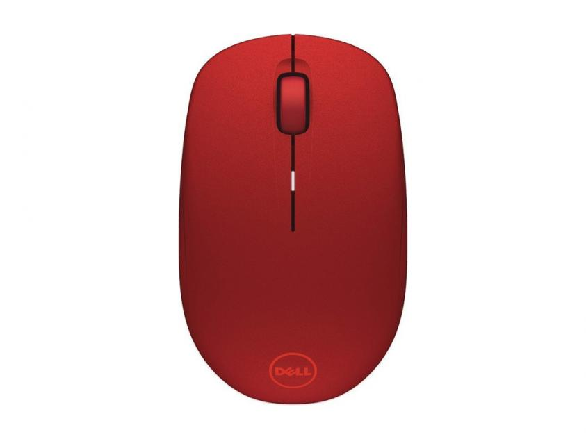 Dell Mouse WM126 Red (570-AAQE)