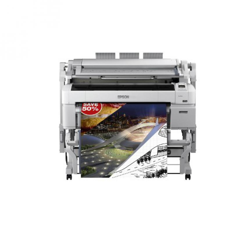 Plotter MFP Epson SureColor SC-T5200 HDD (C11CD67301A2)