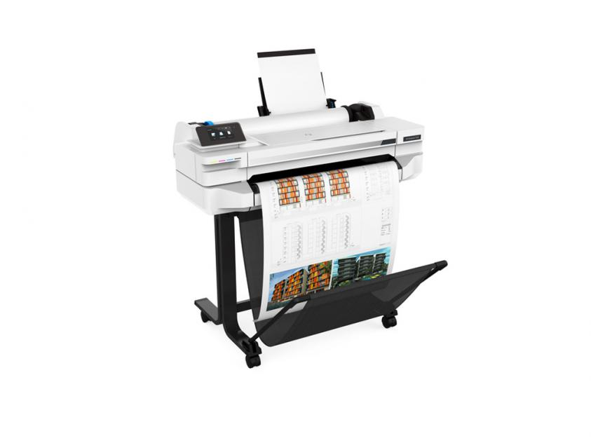 Plotter HP DesignJet T530 24-in 2Y (5ZY60A)