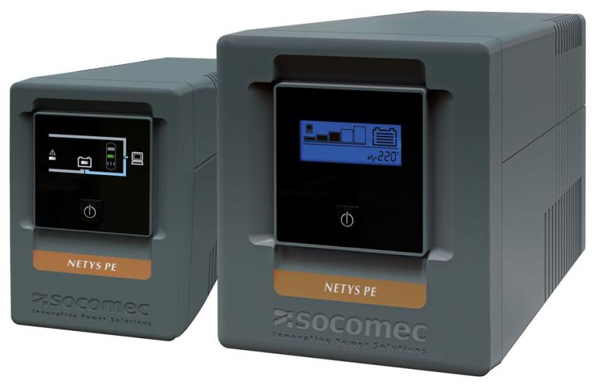UPS Socomec Line Interactive NETYS PE 1000VA (NETYS_PE1000)