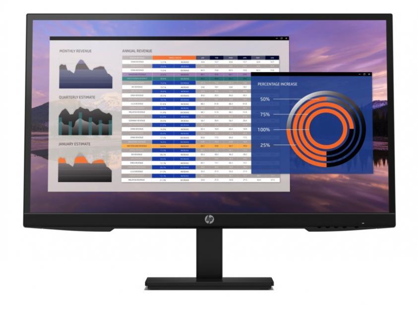 Οθόνη HP P27h G4 27-inch IPS (7VH95AA)