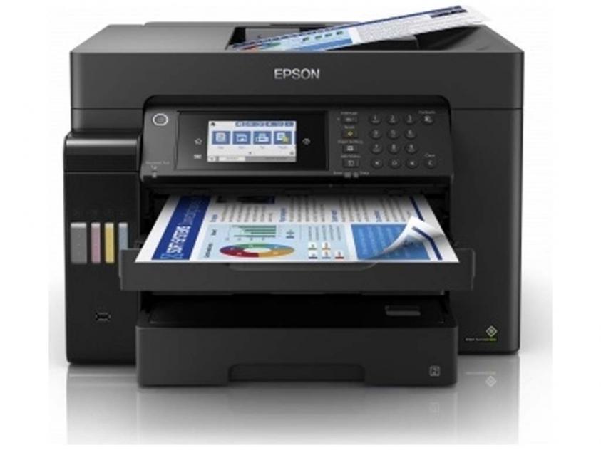 Πολυμηχάνημα Epson EcoTank L15160 (C11CH71402)