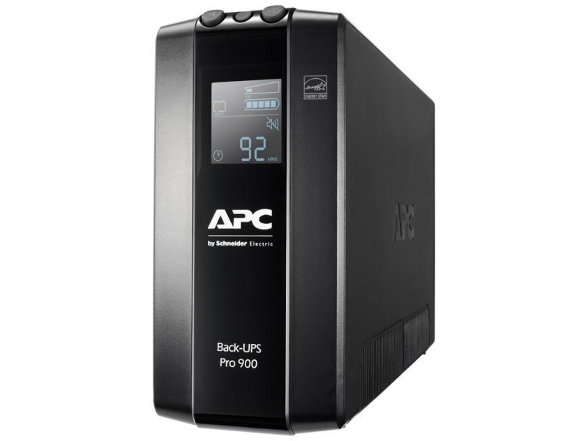 UPS APC Back-UPS Pro Line Interactive 900VA IEC (BR900MI)