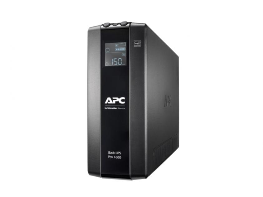 UPS APC Back-UPS Pro Line Interactive 1600VA IEC (BR1600MI)