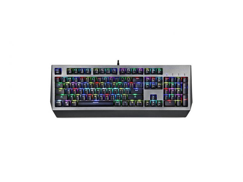 Gaming Mechanical Keyboard Motospeed CK99 Wired RGB Cherry Red Switch US Layout (MT00032)