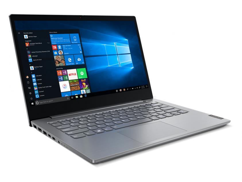 Laptop Lenovo ThinkBook 14-IIL 14-inch i5-1035G4/8GB/256GB/W10P/3Y (20SL0022GM)