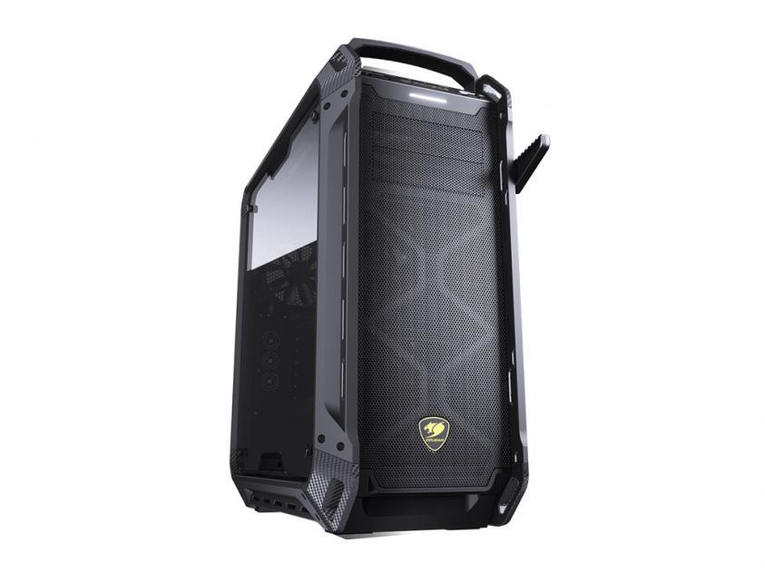 CC-COUGAR Case PANZER MAX-G Full Tower E-ATX BLACK USB 3.0 (PANZER MAX-G)