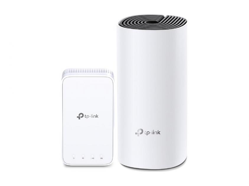 Access Point TP-Link Deco M3 AC1200 Whole Home Mesh Wi-Fi System v1 (Deco M3(2-pack))