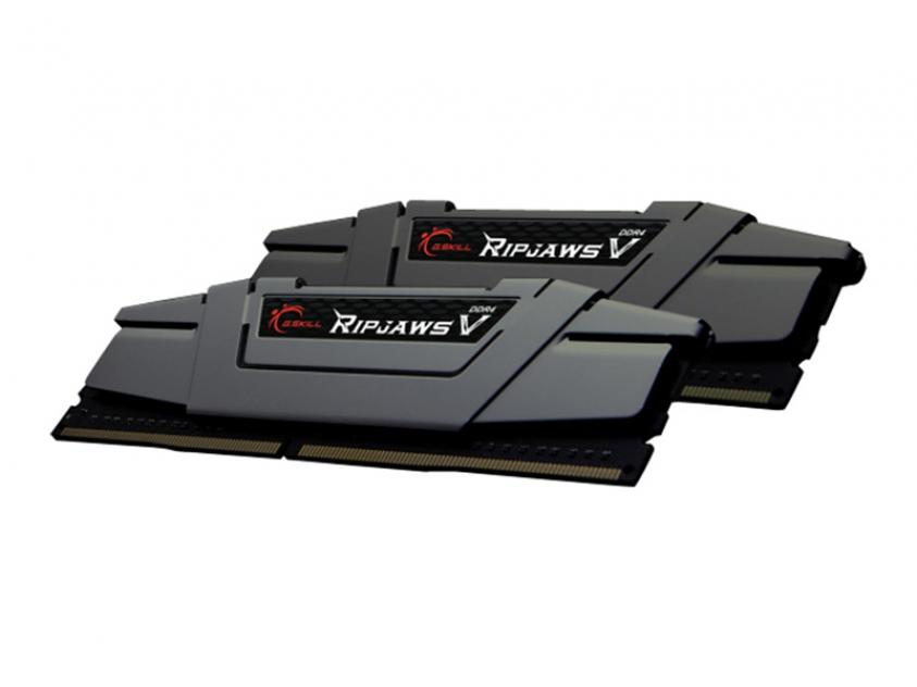 Μνήμη RAM G.Skill Ripjaws V 32GB DDR4 3200MHz CL16 Kit (F4-3200C16D-32GVK)
