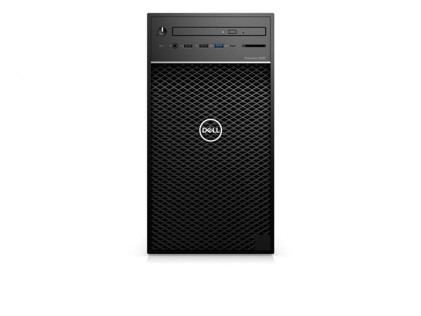 Workstation Desktop Dell Precision 3640 MT i7-10700/32GB/512GBSSD+2TBHDD/W10P/5Y