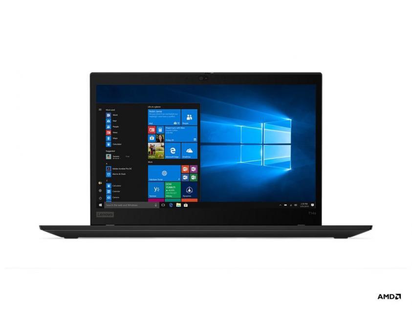 Laptop Lenovo ThinkPad T14s 14-inch R5 Pro-4650U/16GB/256GB/W10P/3Y (20UH0019GM)