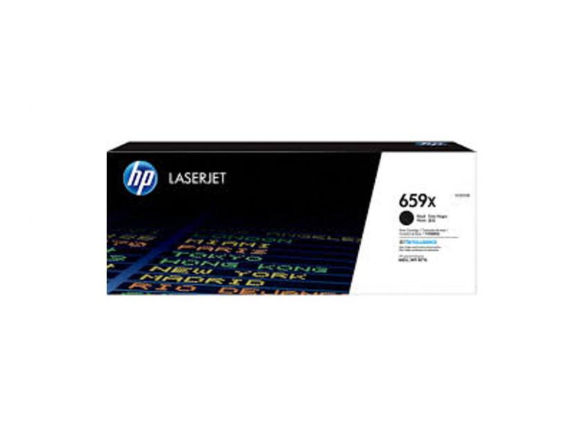 Toner HP 659X Black 34000Pgs (W2010X)