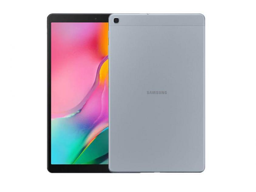 Tablet Samsung Galaxy Tab A 10-inch T510 Silver 32GB (SM-T510NZSD)