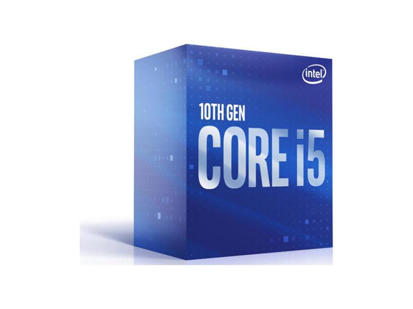 Επεξεργαστής Intel Core i5-10400F 2.90GHz (BX8070110400F)