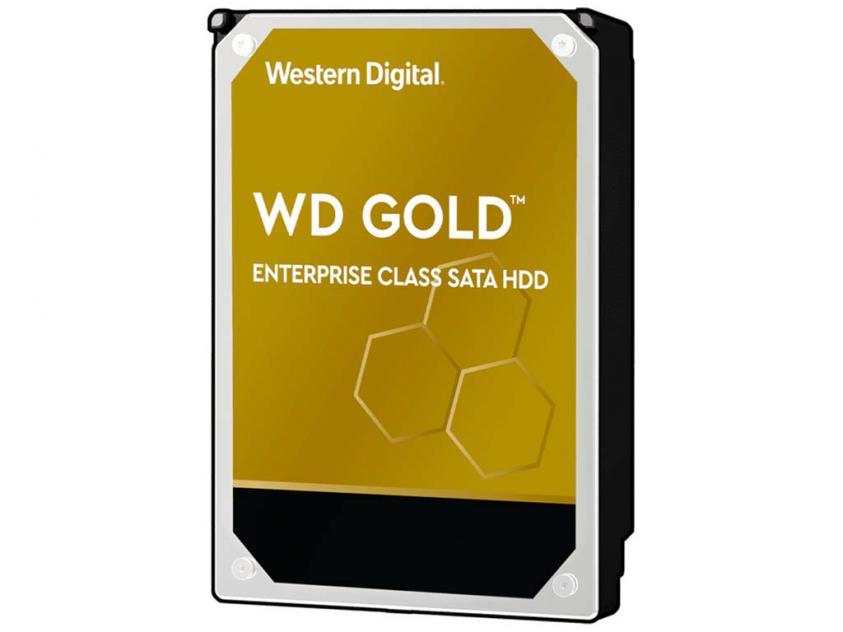 Εσωτερικός Σκληρός Δίσκος HDD Western Digital Gold 6TB SATA III 3.5-inch (WD6003FRYZ)