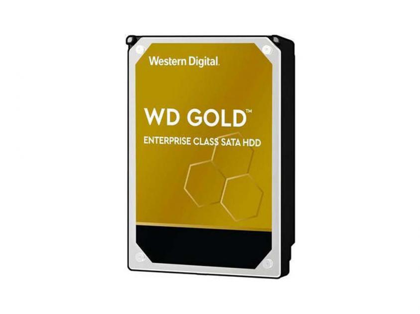 Εσωτερικός Σκληρός Δίσκος HDD Western Digital Gold 14TB SATA III 3.5-inch (WD141KRYZ)
