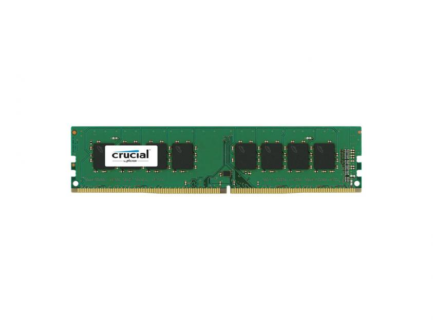 Μνήμη Crucial 16GB DDR4-2400 UDIMM (CT16G4DFD824A)
