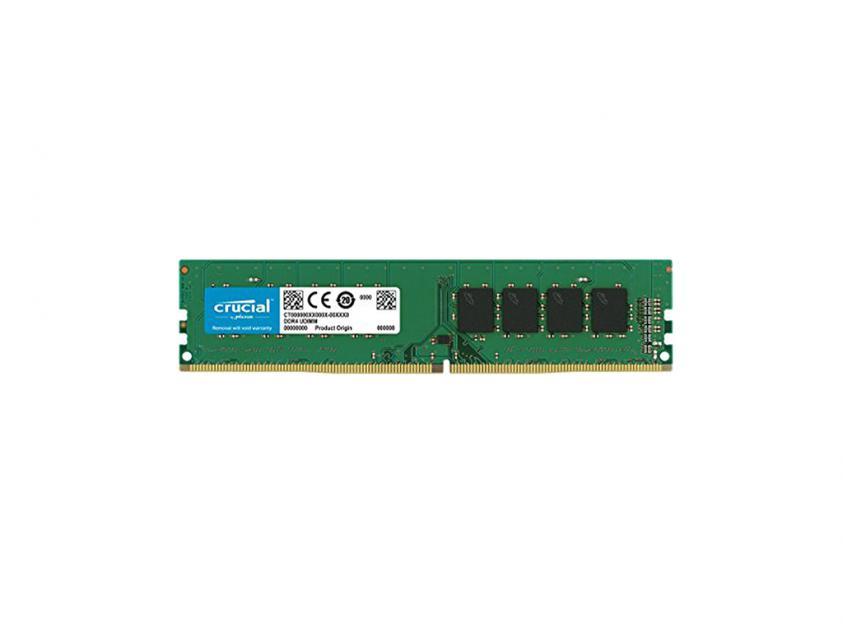 Μνήμη Crucial 16GB DDR4-3200 UDIMM (CT16G4DFD832A)