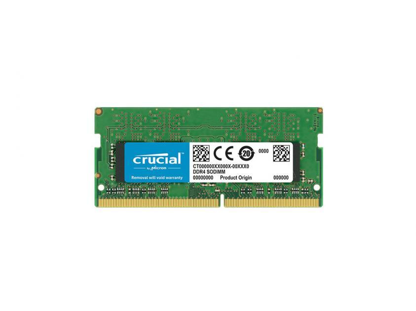 Μνήμη Crucial 16GB DDR4-2400 SODIMM (CT16G4SFD824A)