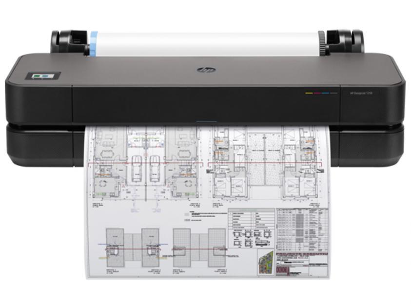 Plotter HP DesignJet T250 24-in (5HB06A) (Cashback 200 € & 2 Έτη εγγύηση)
