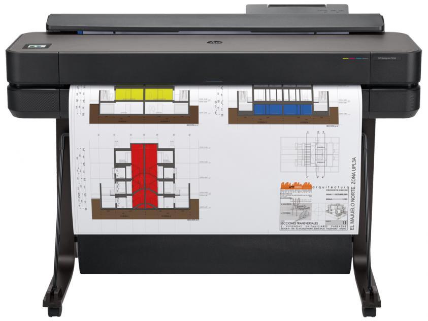 Plotter HP DesignJet T650 36-in (5HB10A) (Cashback 390 € & 2 Έτη εγγύηση)