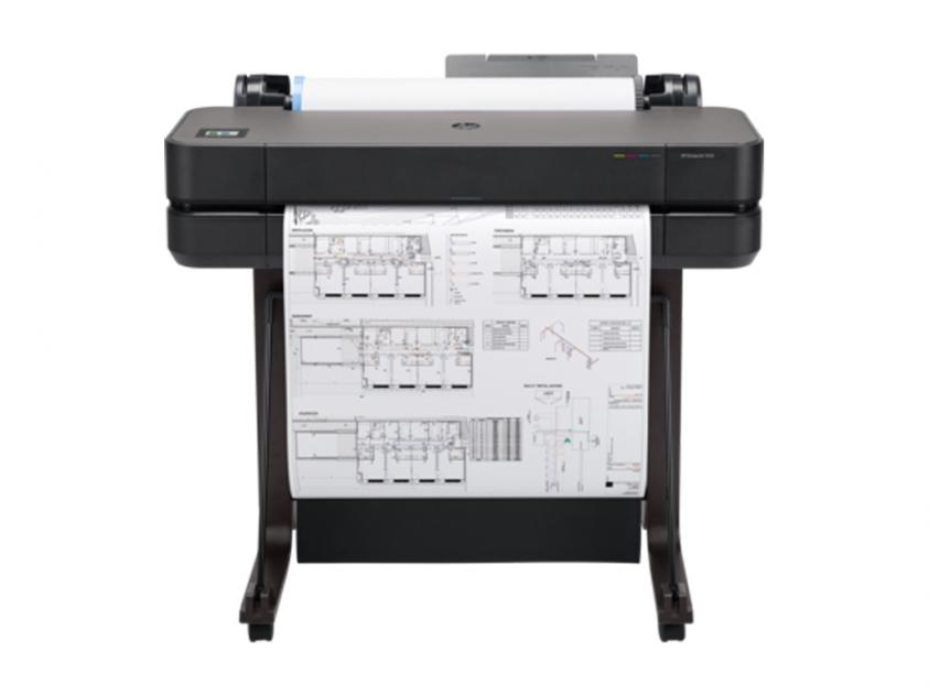Plotter HP DesignJet T630 24-in (5HB09A) (Cashback 180 €)