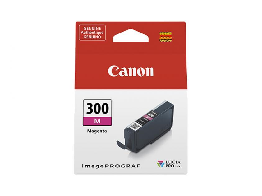 Μελάνι Canon PFI-300M Magenta 14ml (4195C001)