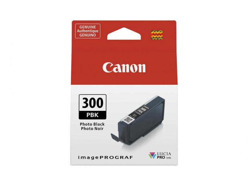 Μελάνι Canon PFI-300PBK Photo Black 14ml (4193C001)