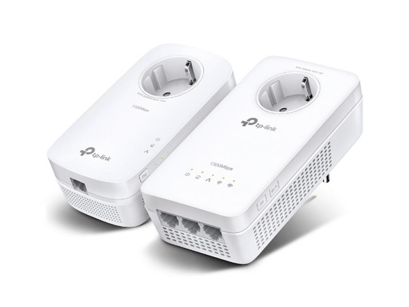 PowerLine TP-Link TL-WPA8631P Kit AV1300 Wi-Fi v4 (TL-WPA8631P KIT)