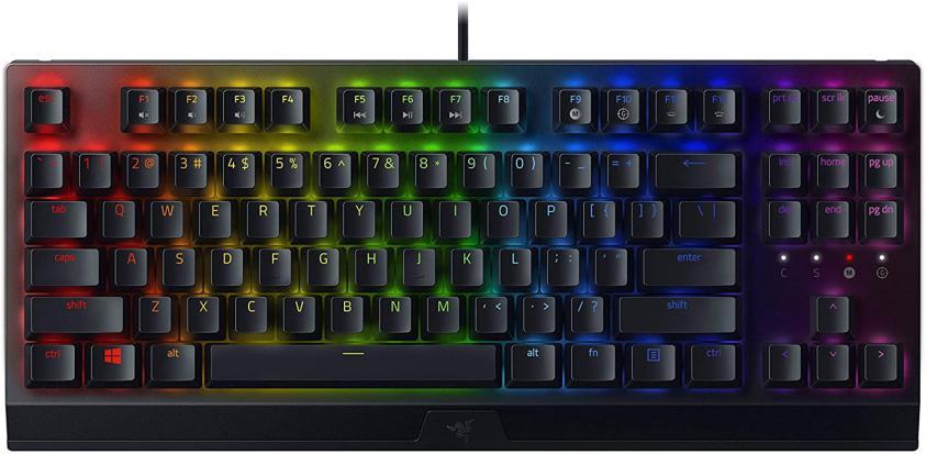 Gaming Keyboard Razer Blackwidow Tenkeyless v3 (RZ03-03491100-R3P1)
