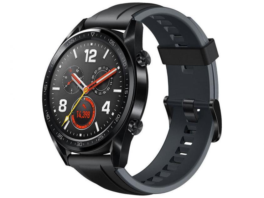 Smartwatch Huawei GT Sport Black (FTN-B19)