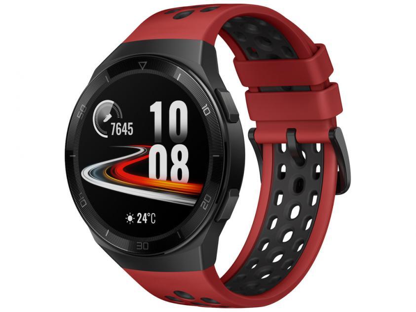 Smartwatch Huawei GT 2e 46mm Red EU (HCT-B19RD)