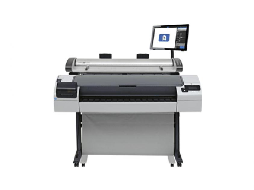Scanner Contex IQ Quattro X 44 MFP Repro Low Stand (5200D018B05)