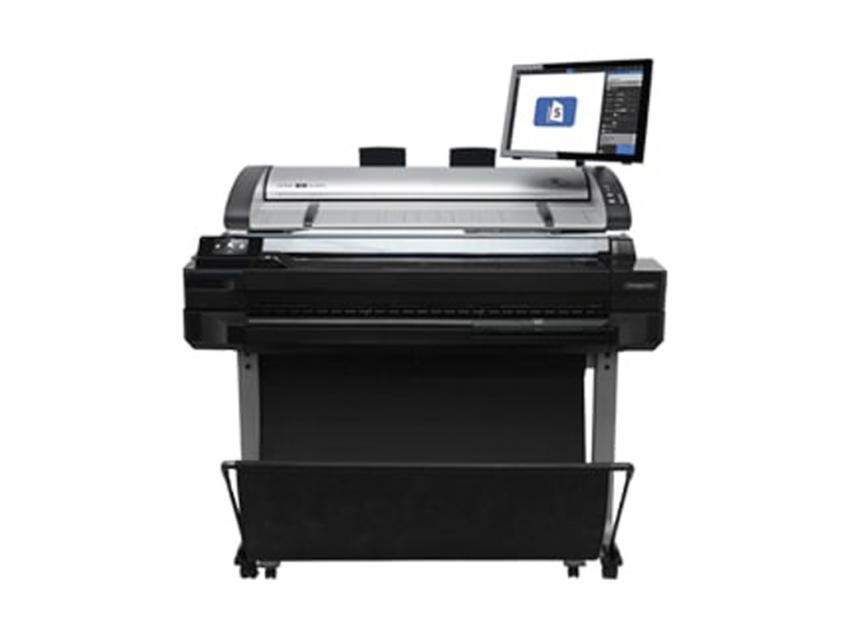 Scanner Contex IQ Quattro X 36 MFP Repro High Stand (5200D019B04)