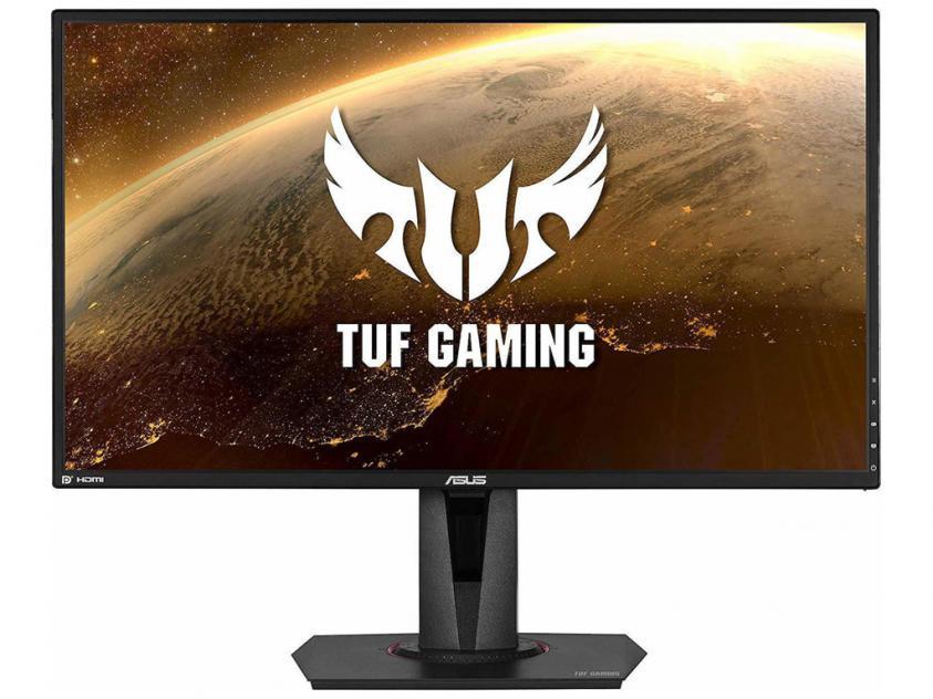 Gaming Monitor Asus VG27AQ TUF  27-inch LED (90LM0500-B01370)