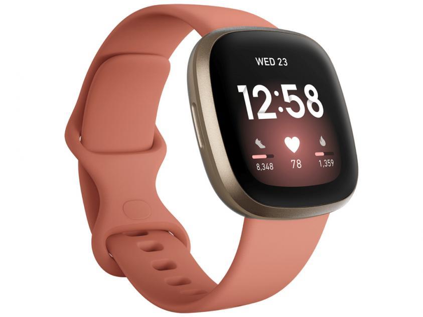 SmartWatch Fitbit Versa 3 Pink Clay (FB511GLPK)