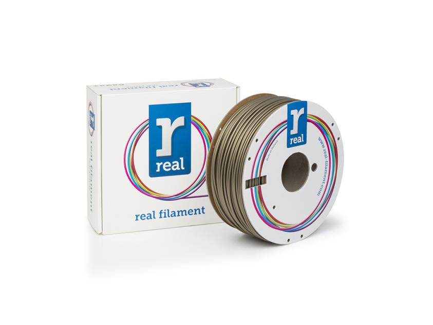 3D Printer Filament Real ABS 2.85mm Spool of 1Kg Gold (NLABSGOLD1000MM3)