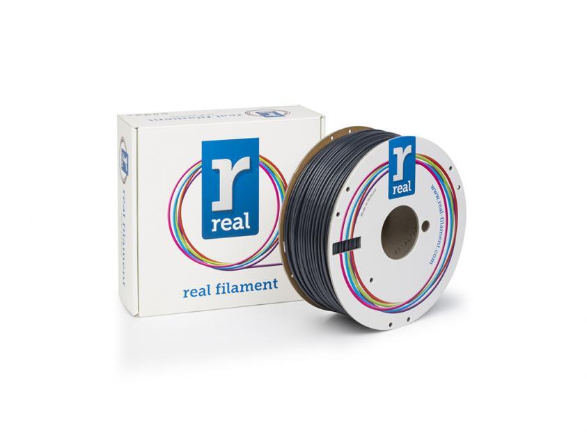 3D Printer Filament Real ABS 2.85mm Spool of 1Kg Gray (NLABSGRAY1000MM3)