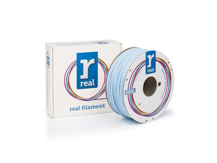 3D Printer Filament Real ABS 2.85mm Spool of 1Kg Light Blue (NLABSLBLUE1000MM3)