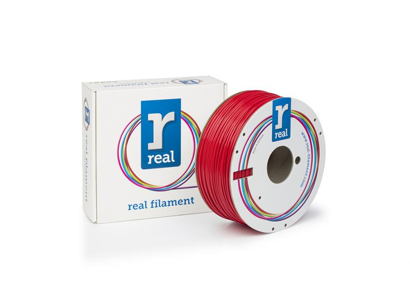 3D Printer Filament Real ABS 1.75mm Spool of 1Kg Red (NLABSRED1000MM175)