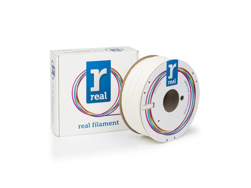 3D Printer Filament Real ABS 1.75mm Spool of 1Kg White (NLABSWHITE1000MM175)