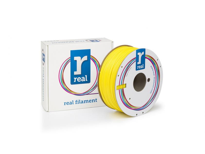 3D Printer Filament Real ABS 1.75mm Spool of 1Kg Yellow (NLABSYELLOW1000MM175)