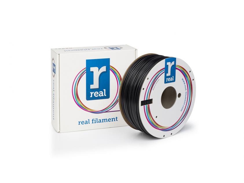 3D Printer Filament Real ABS 2.85mm Spool of 1Kg Black (NLABSBLACK1000MM3)